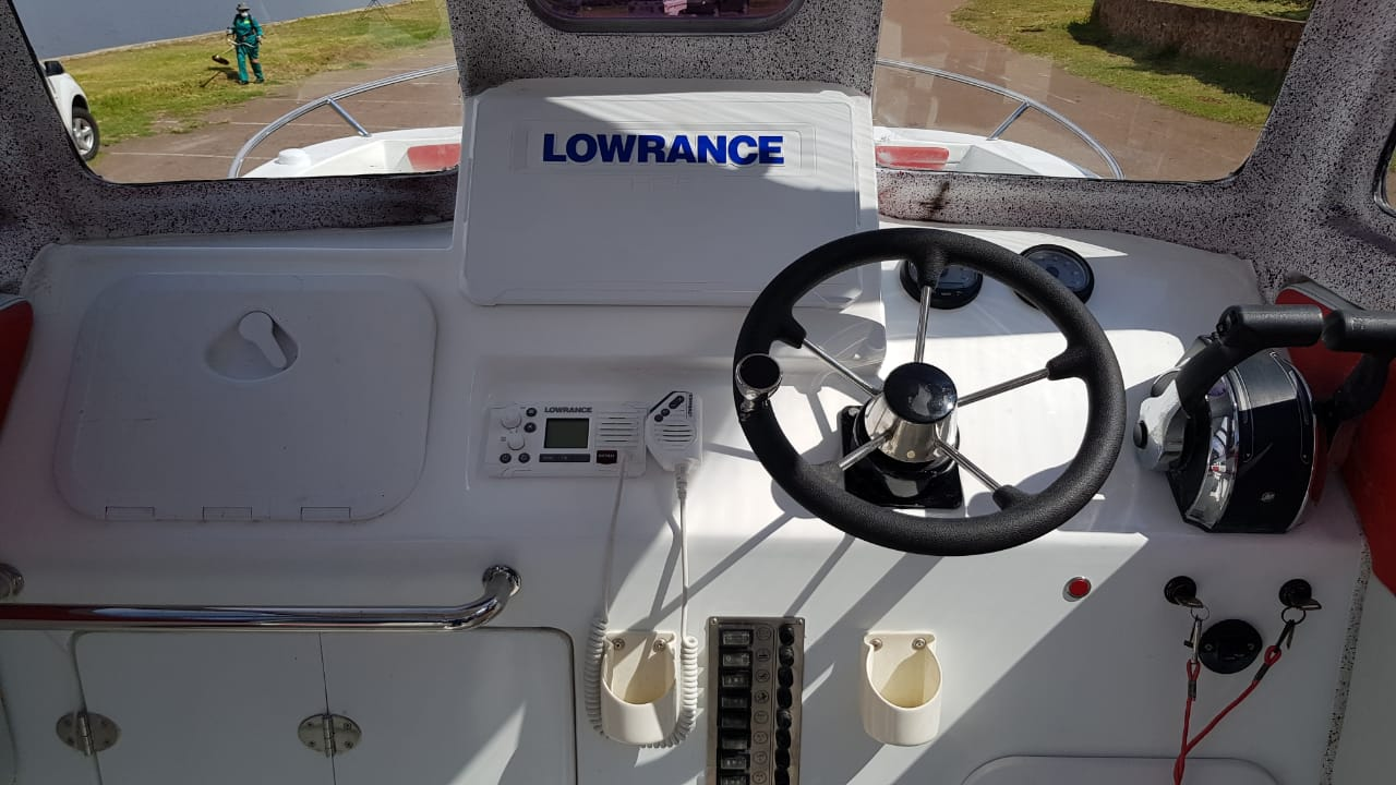 Lowrance – Sunset Boats